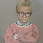 Vriendelijke jongen, door Emmy