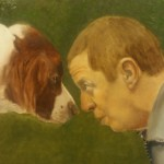 Man met hond, Marijke